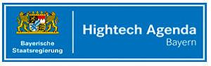 Logo Hightech Agenda Bayern