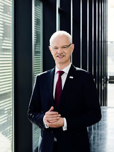 Foto von Professor Dr. Hans Jürgen