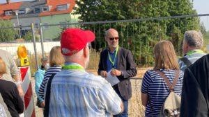 Stadtverführungen mit Kanzler Dr. Markus Zanner