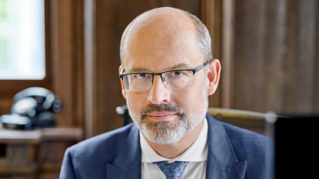 Kanzler Dr. Markus Zanner